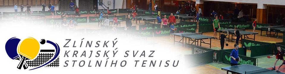 Zlínský krajský svaz stolního tenisu